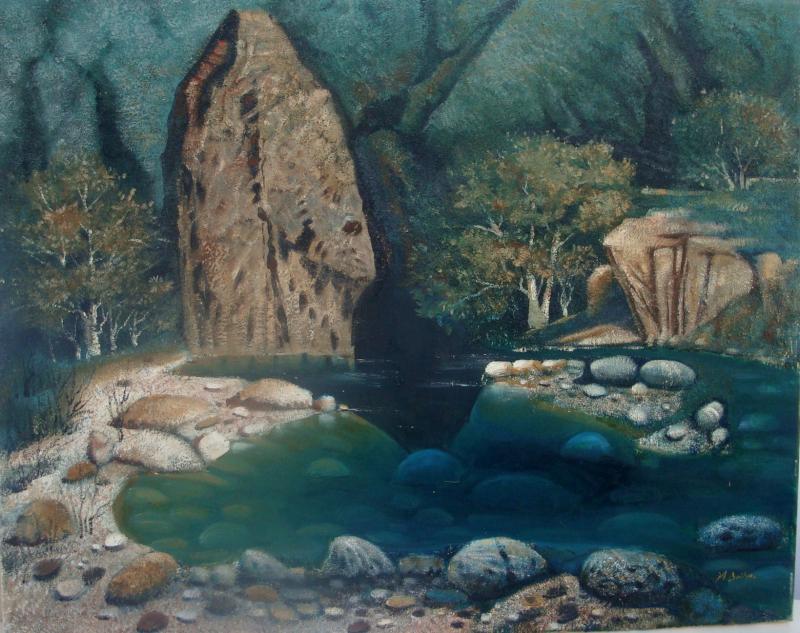 Original painting     Grevena