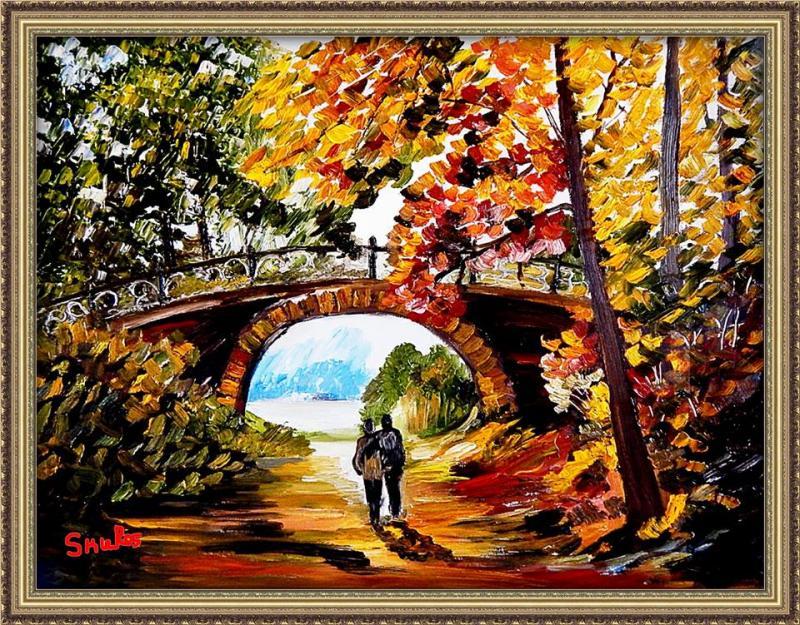 Original painting                              classically
