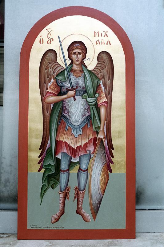 ΒΥΖΑΝΤΙΝΕΣ ΕΙΚΟΝΕΣ    Ο   Αρχάγγελος Μιχαήλ