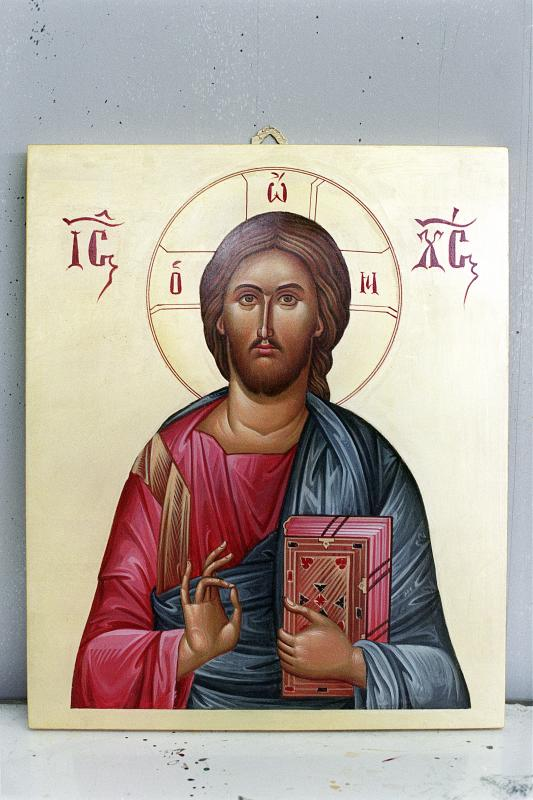 ΒΥΖΑΝΤΙΝΕΣ ΕΙΚΟΝΕΣ      Ο Ιησούς Χριστός