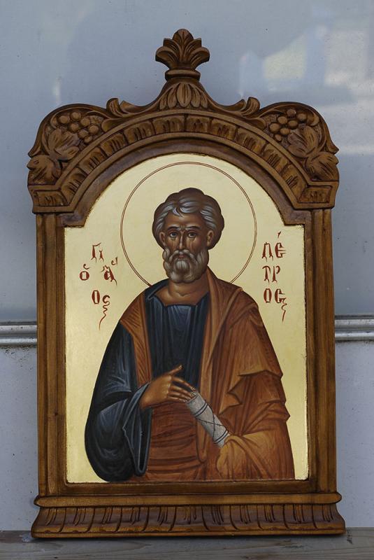 ΒΥΖΑΝΤΙΝΕΣ ΕΙΚΟΝΕΣ        Ο Άγιος Πέτρος
