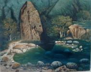 Original painting     Grevena