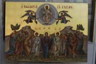 ΒΥΖΑΝΤΙΝΕΣ ΕΙΚΟΝΕΣ       Η Ανάληψις του Κυρίου