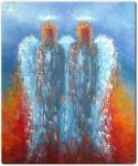 Original painting          ANGELS