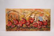 Original painting  POMEGRANATE