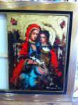 Original painting  VIRGIN MARY